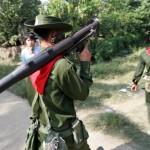 انهيار محادثات وقف إطلاق النار بين حكومة ميانمار والمتمردين