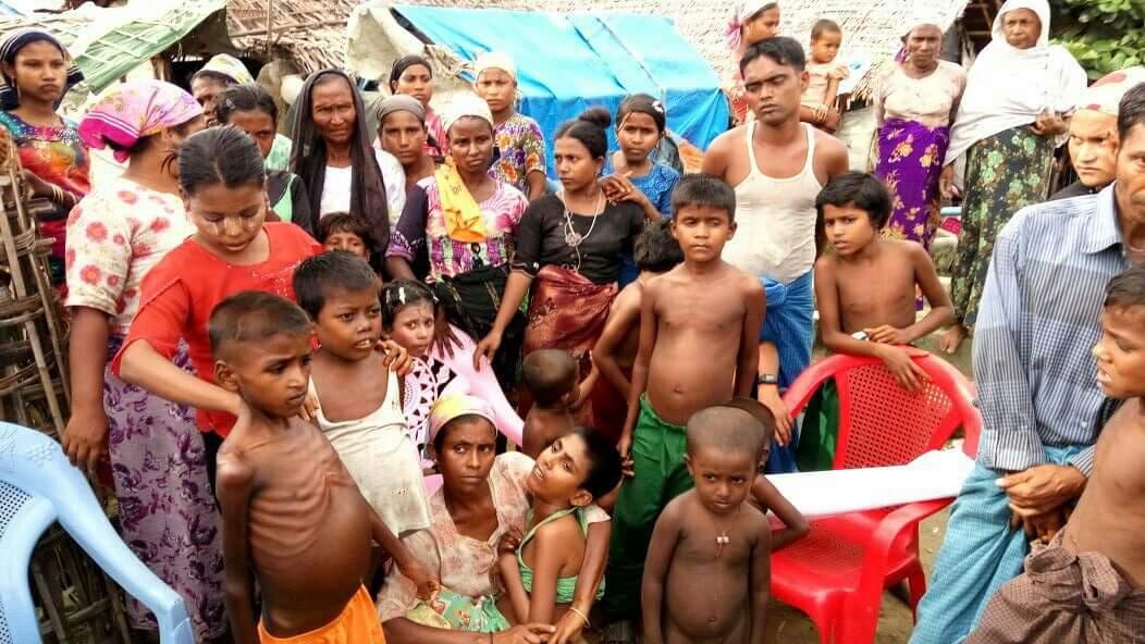الروهنغيا في ميانمار