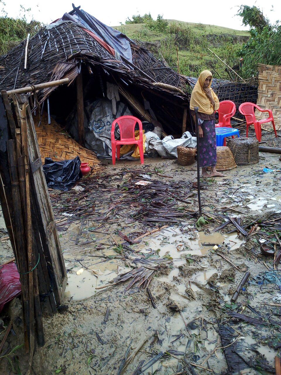 إعصار مايو 2017 في أراكان