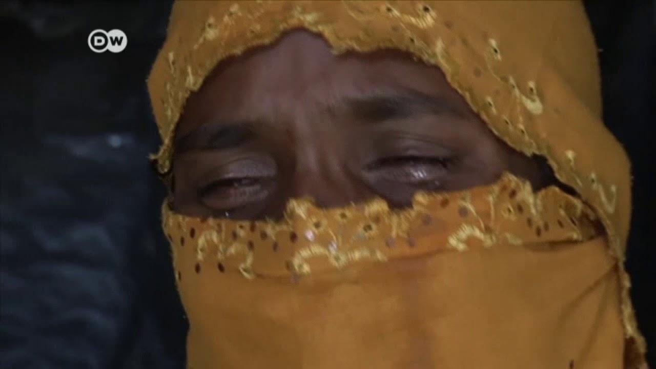 اغتصاب نساء الروهنغيا في ميانمار