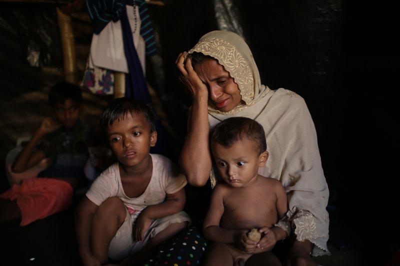 مسلمو ميانمار بين القوافل وصمت المحافل