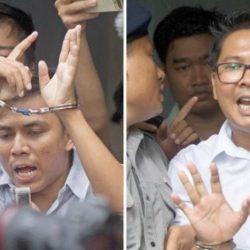 الاتحاد الأوروبي يدين الحكم الصادر ضد اثنين من الصحفيين في ميانمار