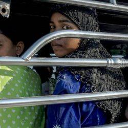 بعد عمليات ترحيلهم قسريا إلى ميانمار.. الروهنغيا يفرون من الهند إلى بنغلادش