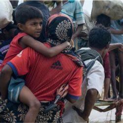 البعثة الأممية: جيش ميانمار أحرق أطفال الروهنغيا أحياءً