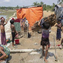 """تزامناً مع """"يوم الأم"""".. حملة الشيخة فاطمة الإنسانية تدشن مخيم زايد الخير لعلاج الآلاف من لاجئي الروهنغيا"""