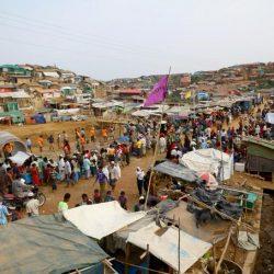 في مخيمات الروهنغيا ببنغلادش … تحويل الصرف الصحي إلى غاز وسماد