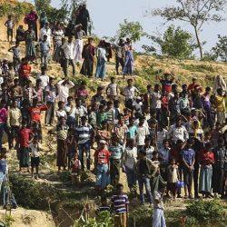 الأمم المتحدة: عنف جيش ميانمار دفع 20 ألفا من مسلمي الروهنغيا للفرار