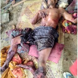 بنغلاديش توقف 84 لاجئا أراكانيا حاولوا العبور إلى ماليزيا