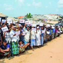 مسلمو الروهنغيا: «صيام المخيمات» يستدعى ذكريات الاضطهاد
