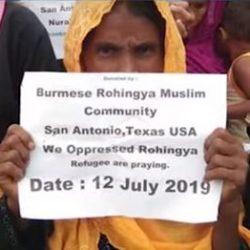 استمرار الأمطار في بنغلادش يفاقم الأزمة في مخيمات الروهنغيا