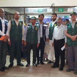 روهنغيون مقيمون في أمريكا يرسلون مساعدات إلى أشقائهم في بنغلادش