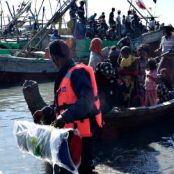 اليونيسيف تحذر من أوضاع سيئة للغاية لأطفال الروهنغيا ببنغلادش