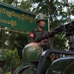 ميانمار تدين مخرجاً بتهمة تشويه سمعة الجيش