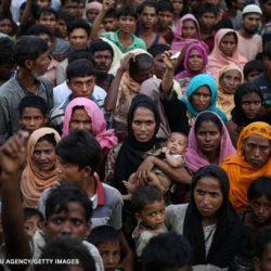 ردود فعل مختلفة من نشطاء الروهنغيا تجاه اقتراحات قدمتها بنغلادش
