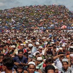 ميانمار : الضغط الدولي والدعوة لإقامة منطقة آمنة للروهنغيا ليس لها ما يبررها
