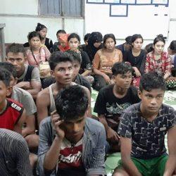 قوات حرس حدود بنغلادش تقتل روهنغيين حاولوا دخول أراضيها بالقوة