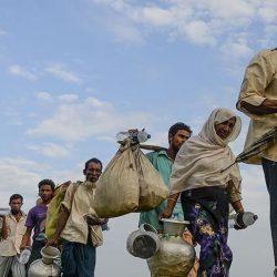 """""""رايتس ووتش"""" تشكك بجدية ميانمار في محاكمة جنود قتلوا الروهنغيا"""