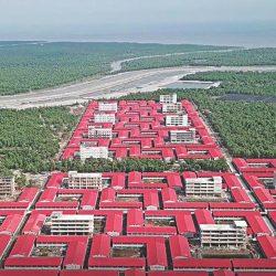 بنغلادش تؤكد على عدم إجبار الروهنغيا للانتقال إلى الجزيرة