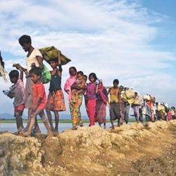 ضحايا مذبحة تولا تولي في ميانمار يطالبون بالتحقيق في الجرائم المرتكبة ضدهم