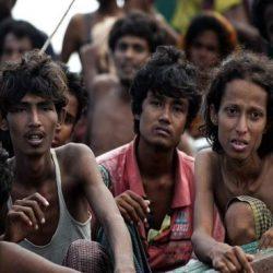 الممثلة التونسية هند صبري تزور مخيمات الروهنغيا وتلتقي باللاجئين