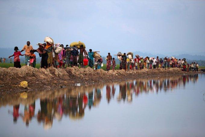 مناشدة لضمان تطبيق مطالب اللاجئين الروهنغيا قبل بدء الإعادة إلى الوطن.