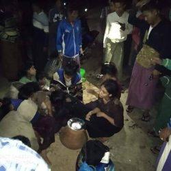 مقتل لاجئ روهنغي وإصابة اثنين في انفجار لغم زرعته قوات ميانمار