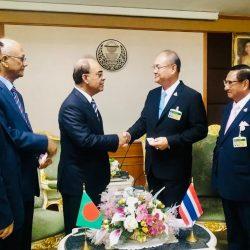 بنغلادش تكثف من جهودها الدبلوماسية مع تايلاند لإعادة الروهنغيا
