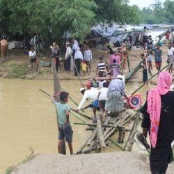 جيش ميانمار يقول إنه عقد جلسة جديدة لمحاكمة جنوده المتهمين بإبادة الروهنغيا