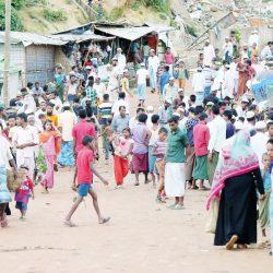 رئيس ميانمار السابق يعتبر الضغط الدولي تهديدات للعرق والدين في ميانمار