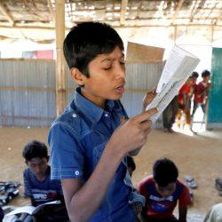 مسؤول في بنغلادش يحذر من اختلاط لاجئي الروهنغيا بالسكان المحليين