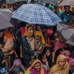عائلات الروهنغيا العائدة طوعا إلى ميانمار باتت مشردة في وطنها