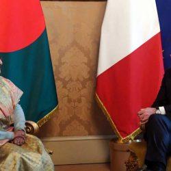بنغلادش تبحث دعم الاتحاد الأوروبي لحل قضية الروهنغيا