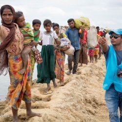 ناشط روهنغي يحث الولايات المتحدة على تكثيف الضغوط على ميانمار
