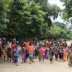 تحذير دولي من تفشي فيروس كورونا في مخيمات النازحين في ولاية أراكان بميانمار