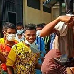 رئيس ميانمار يأمر بالحفاظ على أدلة انتهاك حقوق الروهنغيا في أراكان