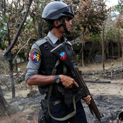 ميانمار تطلق سراح نحو 25 ألف سجين في أكبر عفو منذ أعوام
