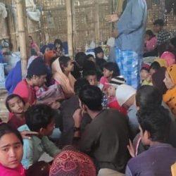 القبض على ثلاثة لاجئين روهنغيين جدد في الهند وإحالتهم للحجر الصحي