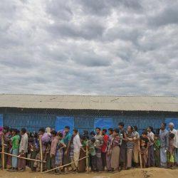 لاجئو الروهنغيا في الهند : الجوع سيقتلنا قبل كورونا ونحن نقيم على بركان سينفجر