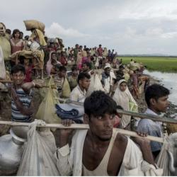 الروهنغيون يطالبون فيسبوك بالكشف عن الكراهية ضدهم في ميانمار