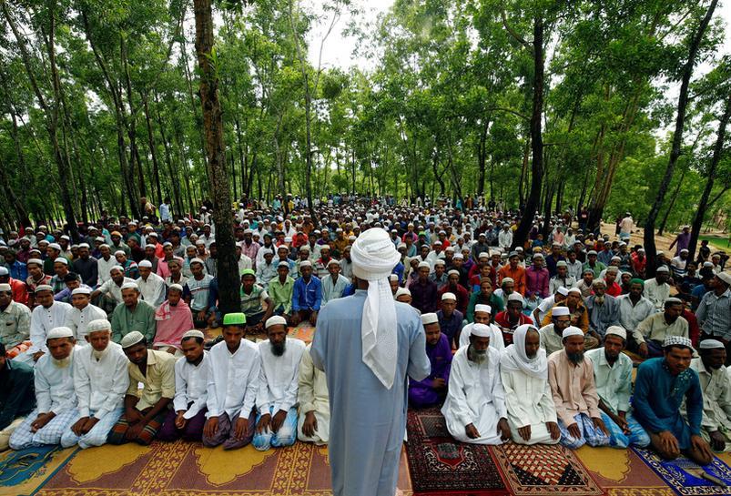 عن الروهنجيا في أراكان .. يحكي رمضان !