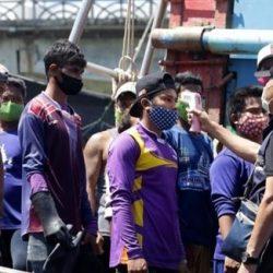إعصار مدمر يهدد اللاجئين الروهنغيا والمعزولين في الجزيرة النائية في بنغلادش