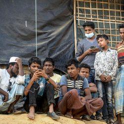 اليابان تتدخل بين بنغلادش وميانمار لحل أزمة الروهنغيا