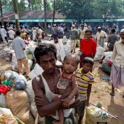 استطلاع بين أطفال اللاجئين الروهنغيا في بنغلادش بخصوصCOVID-19