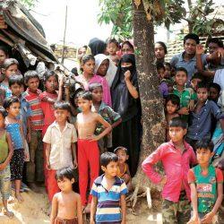 دعوة للسلطات الماليزية للتحقيق في الاتجار باللاجئين الروهنغيا