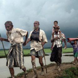 أوكسفام تحذر من أخطار أخرى تهدد اللاجئين الروهنغيا في بنغلادش غير كورونا