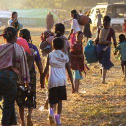 جيش ميانمار يتهم ثلاثة من الضباط بارتكاب جرائم ضد الروهنغيا