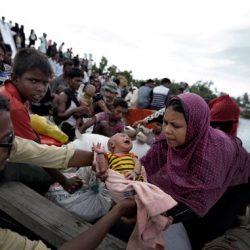 كورونا يمنع فعاليات الذكرى الثالثة للنزوح بمخيمات الروهنغيا في بنغلادش