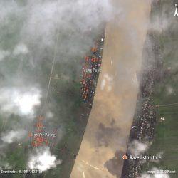 ميانمار: احتجاز الروهنغيا جماعيا في مخيمات قذرة