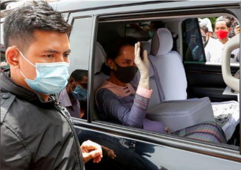 زعيمة ميانمار تؤكد خوض انتخابات نوفمبر سعيا للفوز بولاية ثانية