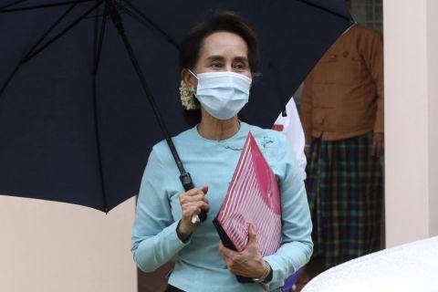 سوتشي تترشح لرئاسة ميانمار مرة أخرى